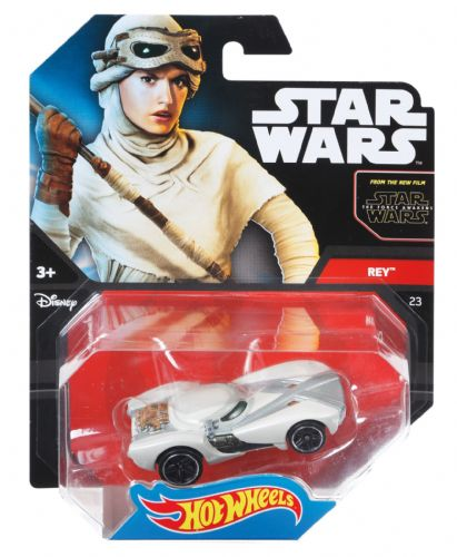 Star Wars Hot Wheels Rey Vehicle